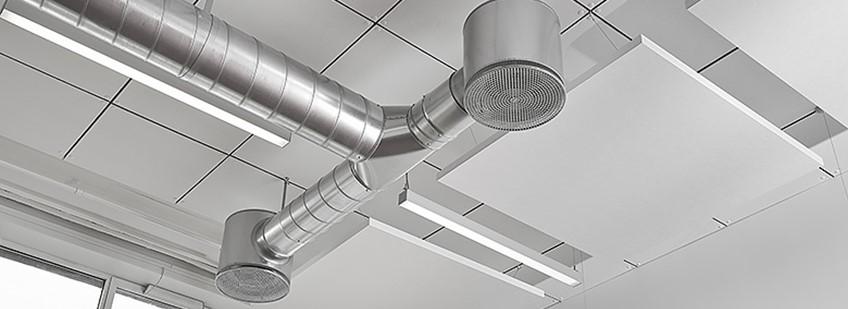 Ventilation Ducts Information : Ventilation fläktar ljuddämpare finns att köpa hos